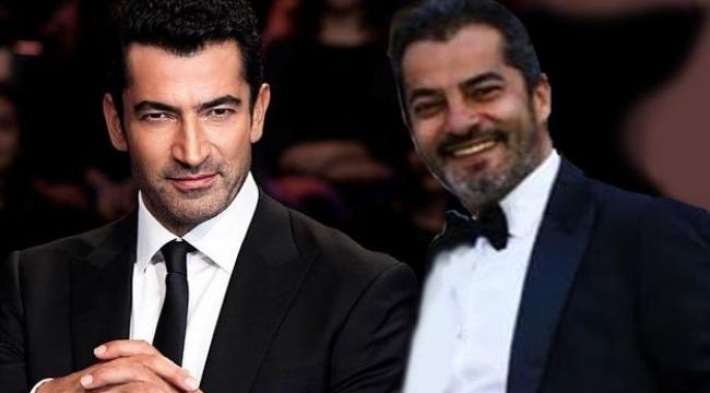 Yakışıklı oyuncu Kenan İmirzalıoğlu'nun bir de abisine bakın... Görenler hangisi Kenan İmirzalıoğlu şaşırdılar!